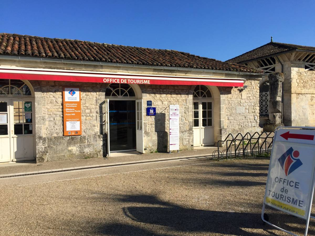 office du tourisme Saintes 17